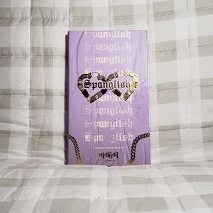Alamar Cosmetics-Spanglish Pressed Pigment Palette